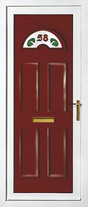 Sandringham One House Number