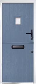 Stable door / pigeon blue - Carousel HP