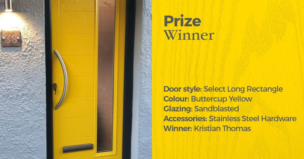 Yellow door - february competition winner